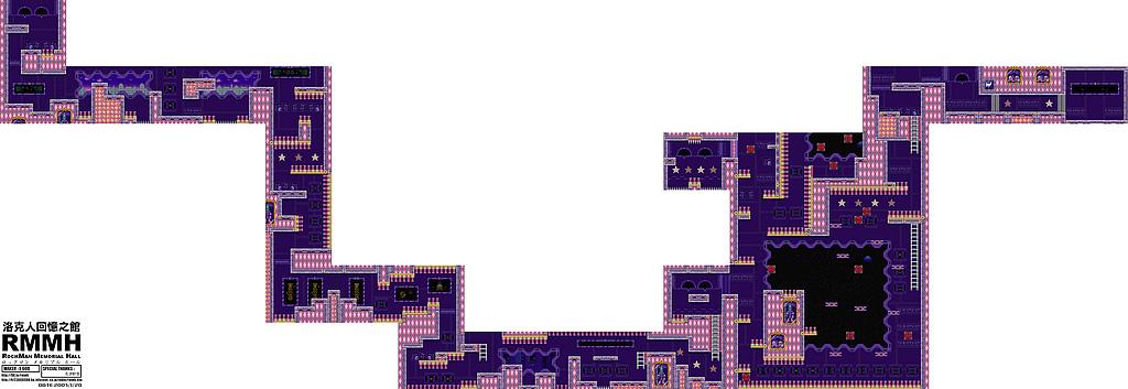 ROCKMAN7:SPRINGMAN STAGE