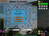 其他:RIVER DEFENSE HARD MODE CLEAR