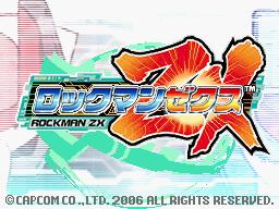 ROCKMAN ZX:ROCKMAN ZX