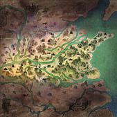 軒轅劍6:大地圖全貌