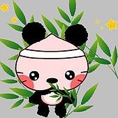 柑仔變裝派對活動相簿:[vivianting127] 桃子喵變裝派對~熊貓篇