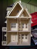 隨意拍:哥德式木製組裝1