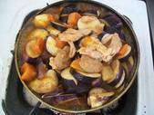 吃與生活:宮保雞丁醬料煮茄子