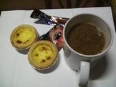 吃與生活:蛋塔與咖啡