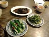 吃與生活:盛園小菜,鍋貼與小湯包
