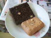 吃與生活:豬血糕+臭豆腐