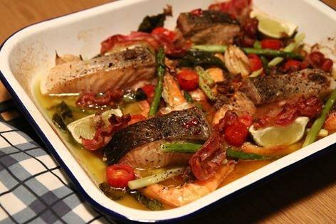 烤盤烤魚:1460978824-902211666.jpg