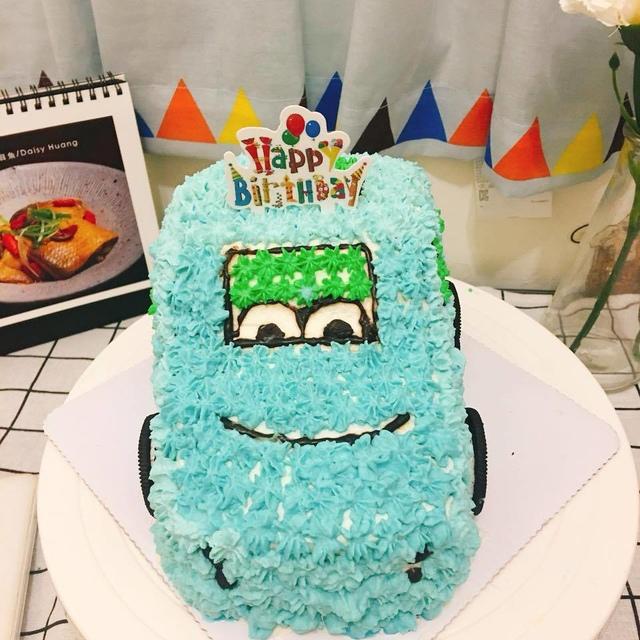01.jpg - 小汽車蛋糕
