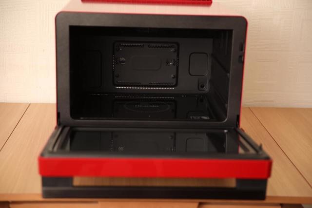 14.jpg - 全台灣第一台夏普最新款中文水波爐XP5T開箱