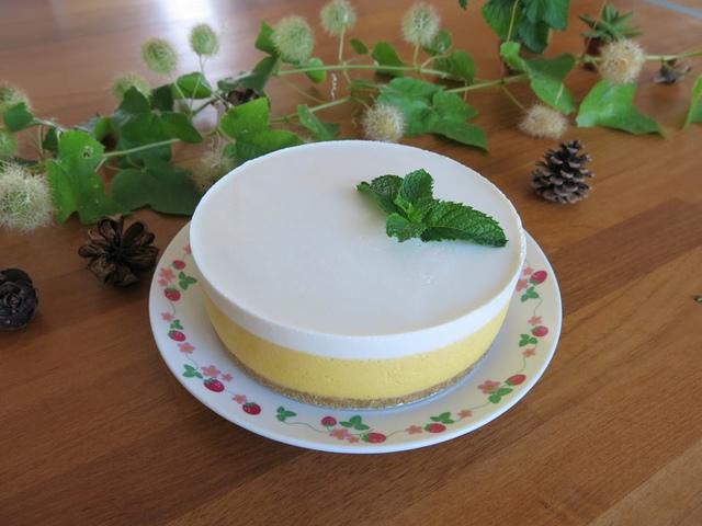 02.jpg - 芒果慕斯蛋糕做法