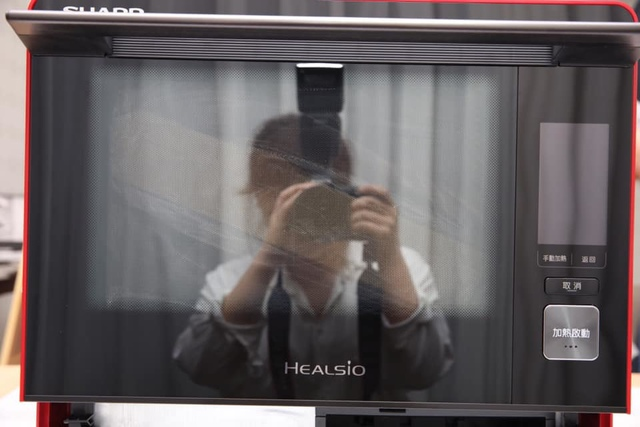 05.jpg - 全台灣第一台夏普最新款中文水波爐XP5T開箱