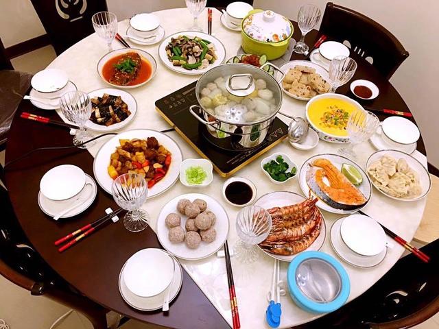 01.jpg - 年夜飯中14道菜有七道是水波爐幫忙