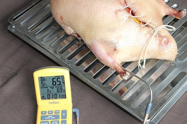 03.jpg - 自家的水波爐也能烤鴨