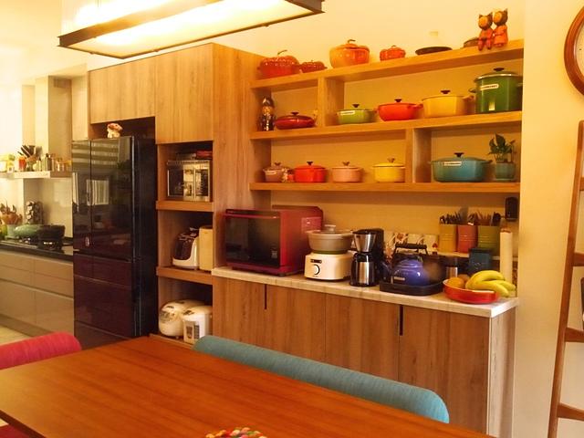 廚房3.jpg - 水波爐擺放位置