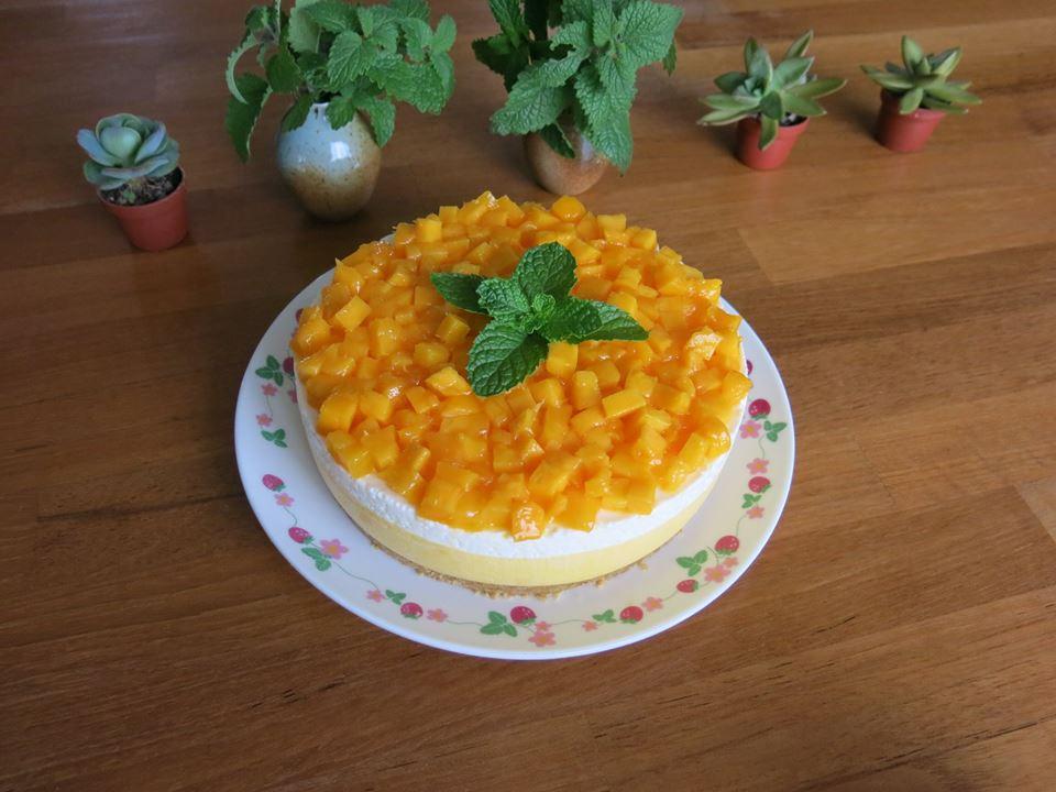 芒果慕斯蛋糕做法:01.jpg