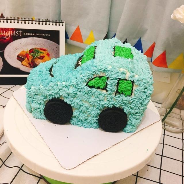 02.jpg - 小汽車蛋糕
