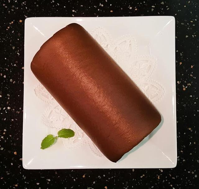 蛋糕捲1.jpg - 巧克力蛋糕捲