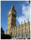 英國倫敦國會大廈與大笨鐘:P1230760.jpg