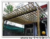 楊梅 車庫南方松採光罩:IMG_1073.jpg