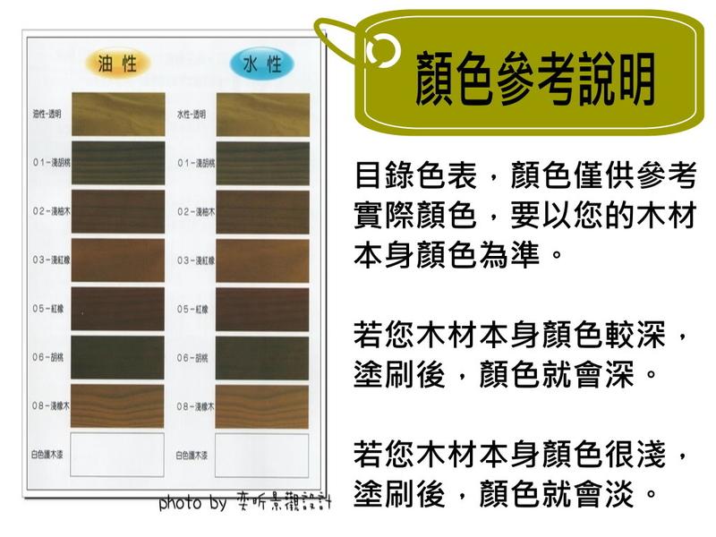 南方松專用的護木漆顏色VS護木漆的應用:color-2.jpg