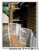 祥雲街 南方松陽台地板、戶外圍牆、遮雨棚、原木信箱、南方松木門:DSCN0059.jpg