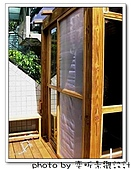 祥雲街 南方松陽台地板、戶外圍牆、遮雨棚、原木信箱、南方松木門:DSCN0060.jpg