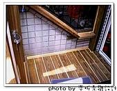 祥雲街 南方松陽台地板、戶外圍牆、遮雨棚、原木信箱、南方松木門:DSCN0063.jpg