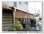 龍潭 戶外南方松遮雨棚 格網圍籬 木造斜屋頂 自然原木色:DSC00201.jpg