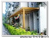南港 戶外南方松採光罩、花架、木造柵欄、南方松木門:DSC00081.jpg