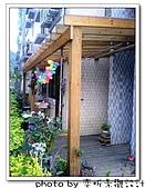 南港 戶外南方松採光罩、花架、木造柵欄、南方松木門:DSC00084.jpg