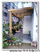 南港 戶外南方松採光罩、花架、木造柵欄、南方松木門:DSC00085.jpg