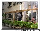 南港 戶外南方松採光罩、花架、木造柵欄、南方松木門:DSCN0052.jpg