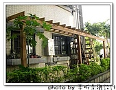 南港 戶外南方松採光罩、花架、木造柵欄、南方松木門:DSCN0054.jpg