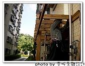 南港 戶外南方松採光罩、花架、木造柵欄、南方松木門:DSCN0056.jpg