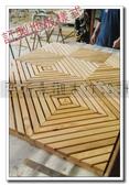 【南方松防腐木地板】戶外地板 陽台地板 實木地板 庭園 浴室特力屋DIY,訂製地板,量身打造:訂製地板示範-D.jpg
