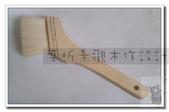 木作使用產品-五金零件、WURTH磨砂片、去漆片、除漆片、超耐磨、羊毛刷、護木漆刷:3吋羊毛長刷
