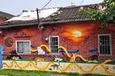 20140927雲林縣虎尾鎮屋頂上的貓、雲林故事館:DSC_0024.JPG