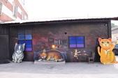 20140927雲林縣虎尾鎮屋頂上的貓、雲林故事館:DSC_0012.JPG