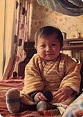 1979~1990 - Jerry懷舊相簿(嬰幼兒到童年時期):baby.jpg