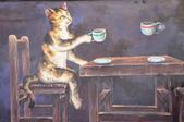 20140927雲林縣虎尾鎮屋頂上的貓、雲林故事館:DSC_0011.JPG