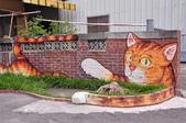 20140927雲林縣虎尾鎮屋頂上的貓、雲林故事館:DSC_0003.JPG