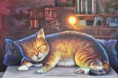 20140927雲林縣虎尾鎮屋頂上的貓、雲林故事館:DSC_0010.JPG