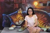 20140927雲林縣虎尾鎮屋頂上的貓、雲林故事館:DSC_0017.JPG