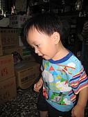 080809月眉探索樂園:LILI:我終於也有湯瑪士的衣服了..