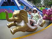 080809月眉探索樂園:小飛象