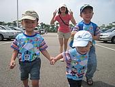 080809月眉探索樂園:小孩子很有活力的~衝啊~