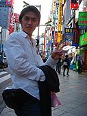 日本蜜月之旅(第一天):新宿街景