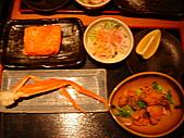 日本蜜月之旅(第一天):日式海鮮套餐