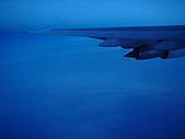 日本蜜月之旅(第七天):空中ㄉ飛機~