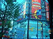 日本蜜月之旅(第一天):熱鬧ㄉ新宿